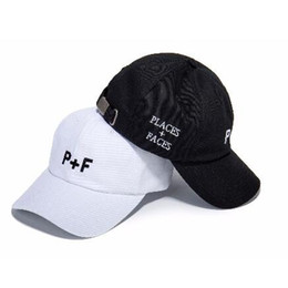bdd7b3eaaba Best Version Street Brand Design Places+Faces Basic Logo Embroidery Women  Men Unisex Caps Baseball Caps Snapback Hats