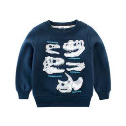 $enCountryForm.capitalKeyWord UK - Dinosaur research boys baby kids tops Sweatshirts new fashion long sleeve tshirts