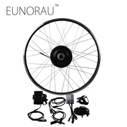 $enCountryForm.capitalKeyWord Australia - Free Shipping 48V 500W 8fun Bafang Brushless Gear Hub Motor front Wheel Electric Bike Conversion Kit Ebike