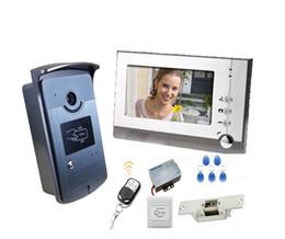 Discount video camera controller - YobangSecurity Video Intercom 7