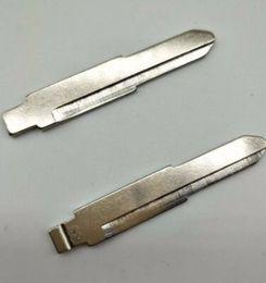 $enCountryForm.capitalKeyWord Australia - 10Pcs lot Best Qualit NO.23 Metal Blank Uncut Flip KD Remote Key Blade Type 23