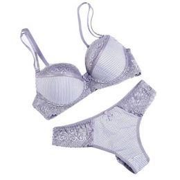 d7afc9664da99 Fashion Lady Bra Brief Sets Lace Push Up Bra Set Women Underwear Girl Sexy  lingerie