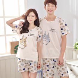 Plus Size Summer Short-sleeved Shorts Plaid Pajama Suit European Mens Cotton Mens Pyjama Sexy Sleepwear Men Pijamas Big Size Durable Modeling Men's Sleep & Lounge