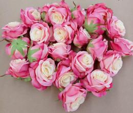 $enCountryForm.capitalKeyWord NZ - 10cm Silk Rose Flower Heads for Hat Clothes Album Embellishment Decoration Wedding Decoration Home Garden