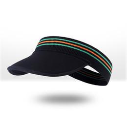 49a8c5b4 Tennis Caps Outdoor Sports Empty Top Hat Summer Cool Foldable Soft Skull No  Top Sun Hat Sunscreen Tennis Cap For Men Women 0.15