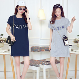 97d01d9401f Maternity Tops T shirt For Pregnant Women Clothes Casual Loose Print Tee  Top Maternity dress plus size for pregnancy