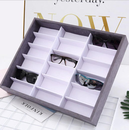 $enCountryForm.capitalKeyWord Canada - designer eyewear accessories sunglasses cases display luxury lint 18 shelves sunglasses display hot fashion free of shipping