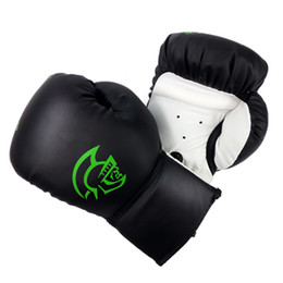 kids kick boxing 2019 - Breathable PU Leather 3-6 Years Child Babies Kids Kick Fighting Boxing Gloves Muay Thai Carton Funny Boxe Gloves Fitness