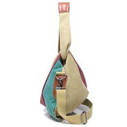 230a2a0c61 Wholesale- 2017 New Vintage Patchwork Women Handbag Hot Sale Canvas  Shoulder Bag Fashion Messenger Crossbody Bag Casual Shopping bags Tote