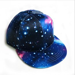 41631c6df80 New Fashion Galaxy Hip Hop Baseball Caps Unisex Snapback Hats Casual Bone  Cap For Male Females casquette de baseball Ajustable