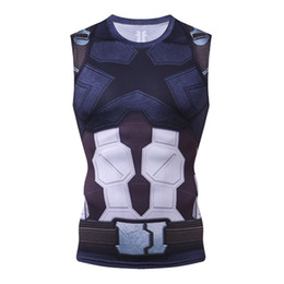 $enCountryForm.capitalKeyWord UK - Bodybuilding G yms Tank Top Men Marvel Anime Vest Fitness Clothing Singlet Gorilla Wear Muscle T Shirt Tanktop