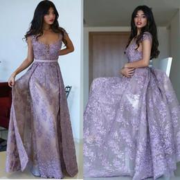 Womens short White lace dresses online shopping - Beauty Womens Purple  Lilac Long Prom Dresses Beads 3e92099e54