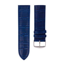 $enCountryForm.capitalKeyWord UK - 2017 CLOCK Milky hot sale Women 18mm High Quality Soft Sweatband Leather Strap Steel Buckle Wrist Watch Band watch 17Nov 20