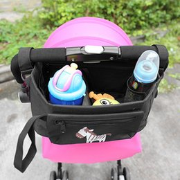 $enCountryForm.capitalKeyWord Canada - Portable Baby Diaper Bag Organizer Shoulder Bag Mother Maternity Baby Care Nappy Changing Stroller Diapers Bag for Wheelchairs