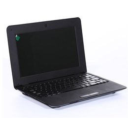 netbook dual Canada - New arrival laptop 10 inch Dual Core Mini Laptop Android 4.2 VIA 8880 Cortex A9 1.5GHZ HDMI WIFI 512+4GB  1G+8G Netbook