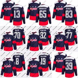 Mens Womens Youth 13 Jakub Vrana Jersey 2018 Stadium Series 65 Andre Burakovsky  39 Alex Chiasson Washington Capitals Custom Hockey Jerseys 18c83f1f30ea
