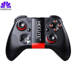 Discount games for android tv box - MOCUTE 054 Wireless Gamepad Bluetooth 3.0 Game Controller Joystick Mini Gamepad For Android iSO Phones Android Smartphon