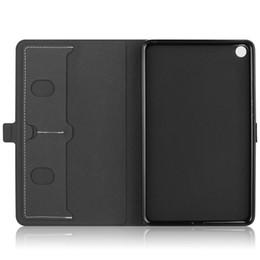 $enCountryForm.capitalKeyWord NZ - Flip Book Case with TPU Back Cover for Xiaomi Mipad4 Mi Pad 4 Mipad 4 Tablet 8.0 Auto Wake Sleep Card Slots 30pcs