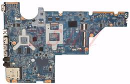 Hp Cq62 Laptop Australia - 616408-001 For HP CQ42 CQ62 laptop motherboard DDR3 Free Shipping 100% test ok