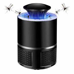 Venta al por mayor de Mosquito asesino luz / lámparas led USB anti mosca eléctrica lámpara de mosquito hogar LED insecto zapper mosquito asesino trampa de insectos lámpara
