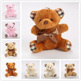 fc0d8fe25bd Most Popular Toys Australia - 10cm Teddy Bear Plush Toys the Most Popular  Plush Key Chain