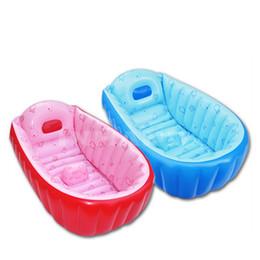 $enCountryForm.capitalKeyWord UK - PVC 0-3 Years Summer Cartoon Portable Large Baby Toddler Inflatable Bathtub Thick Bath Tub Pool Infant Bath Seat Chair