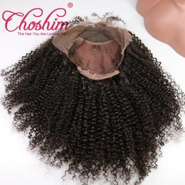 $enCountryForm.capitalKeyWord NZ - Choshim KL Kinky Curly Lace Front Human Hair Wigs Natural Color Brazilian Remy Hair Lace Wigs For Black Women With Baby Hair 130%