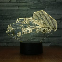 $enCountryForm.capitalKeyWord Australia - Small Night 3d Stereo Lamp Bedroom Led Atmosphere Creative Bedside Table 3d Light Fixtures Usb Led Night Light