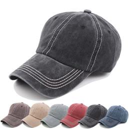 Drake Hats Australia - Unisex Vintage Twill Cotton Baseball Cap Vintage Adjustable  Dad Hat Boy Girls 567c9e4ed6b7