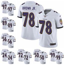 1e8eb372394 Justin Tucker Jersey Australia - Baltimore Limited Road football Jersey  Ravens White Vapor Untouchable 9 Justin