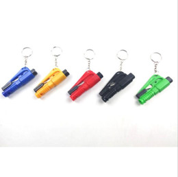 Auto Escape Australia - Mini Emergency Safety Hammer Auto Car Window Glass Breaker Seat Belt Cutter Rescue Hammer Car Life-saving Escape Tool