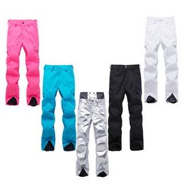 Good Shining Women s Snow Pant specially Snowboarding pants outdoor sports wear  Ski Trousers 10K Waterproof Windproof Breathable 96039f241