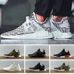 $enCountryForm.capitalKeyWord NZ - Fashion NMD XR1 Running Shoes Mastermind Japan Skull Olive green Camo Glitch Black White Blue zebra Pack men women sports shoes