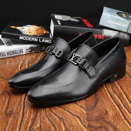 e8564e82277b Business shoes 2219 guan Men Dress Shoes BOOTS LOAFERS DRIVERS BUCKLES  SNEAKERS SANDALS