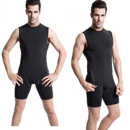 $enCountryForm.capitalKeyWord Canada - Men Running Vest Quickly Dry Mens Running Shirts Compression Tight Gym Tank Top Fitness Sleeveless T-shirts Sport Vest