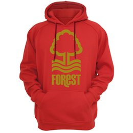 China classic Casual Apparel Men Nottingham Forest Hoodie Sweatshirts Outerwear Hooded Hoody Spring autumn season clothing Fashion 506 cheap men classic clothes suppliers