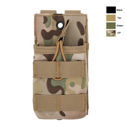 China Outdoor Sports Tactical Backpack Vest Gear Accessory Mag Holder Cartridge Clip Pouch Tactical MOLLE 7.62 Magazine Pouch NO11-543 supplier molle vest gear suppliers