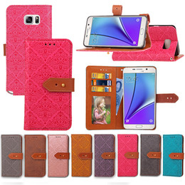 $enCountryForm.capitalKeyWord NZ - Premium PU Leather Flip Fold Wallet Case with [ID&Credit Card Slot] for Samsung Galaxy Note 3 4 5 8 S3 S4 S5