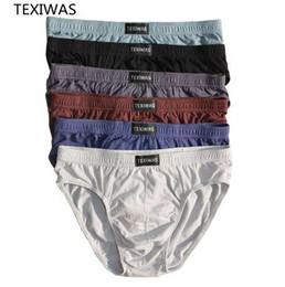 Wholesale 4xl mens briefs online – 4pcs cheapest Cotton Mens Briefs Plus Size Men Underwear Panties XL XL XL Men s Breathable Panties