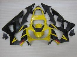 Honda Cbr929 Australia - 7gifts fairings for Honda CBR900RR CBR929 2000 2001 white yellow black fairing kit CBR929RR00 01 GS24