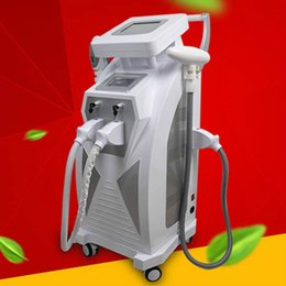 Discount ipl permanent hair removal machines - New Arrival OPT SHR Permanent Hair Removal IPL Machine Face Lift Elight Skin Rejuvenation ND YAG Laser Tattoo Removal Be