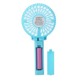 $enCountryForm.capitalKeyWord UK - Portable Usb Fan Foldable Handle Handy Mini Charging Fans With Retail Box For Summer Home Office Supplies LX2350