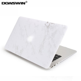 macbook pro 13 matte case 2019 - for macbook touch bar case, for macbook pro 13 15 touch bar marble case pattern cover with matte transparent keyboard co