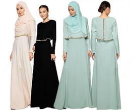 Zipper Cape Poncho NZ - Fashion Cape Poncho Neck Muslim Dress Big Size Lady Chiffon Islamic Women Long Loose Dresses Dubai Middle East Arab Abaya