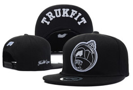 Wholesale Floral Snapback New design top quality adjustable camo Trukfit Snapbacks men women s caps Basketball baseball Snapback custom skate Hats