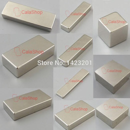 $enCountryForm.capitalKeyWord NZ - One pcs 40x20x10 Magnets Block Neodymium N35 Disc Rare Earth Super Strong Fridge Magnet