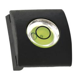 Dslr Camera Cap Australia - Hot Selling ! Flash Hot Shoe Protector Cover Cap Bubble Spirit Level For DSLR Camera