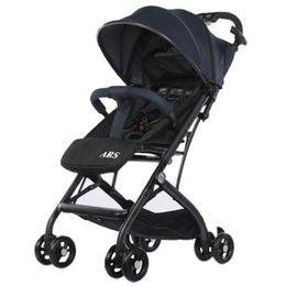 $enCountryForm.capitalKeyWord UK - ARS baby stroller travel skylights can sit and lie lightweight folding umbrella summer bb car lever child car absorber