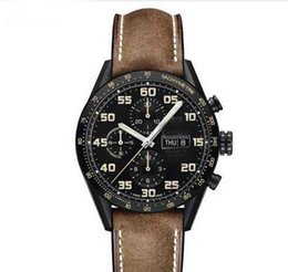 Mens Watches R UK - Top luxury watches brand men Space -1887 Brown Stainless Steel date watch calipre RS automatic movement sport watches for mens watches