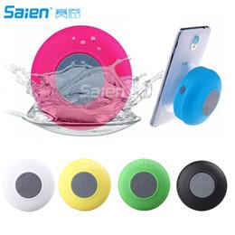 $enCountryForm.capitalKeyWord Canada - HD Water Resistant Bluetooth 3.0 Shower Speaker, Handsfree Portable Speakerphone with Built-in Mic, 6hrs of playtime, Bathroom, Outdoor Use